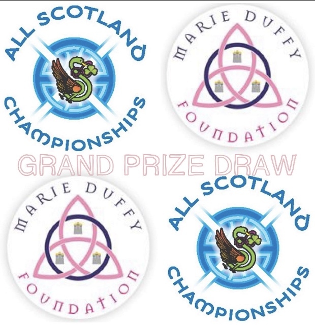 all scotland championships 2018 grand prize draw tickets on sale
